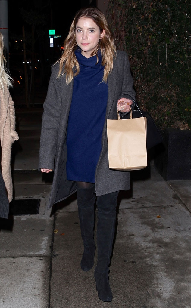 Ashley Benson From The Big Picture Today 39 S Hot Photos E