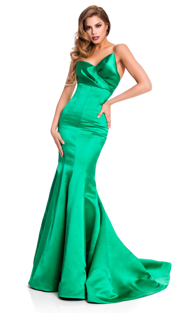 Miss Universe 2015, Evening Gown, Miss Colombia