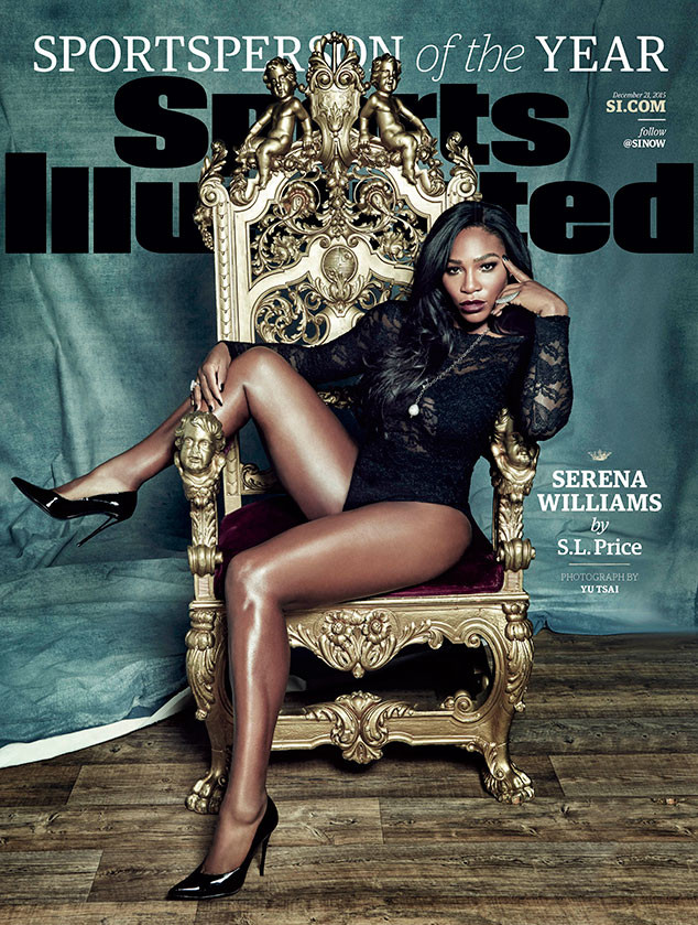 Serena Williams, Sports Illustrated, Sportsperson of the Year