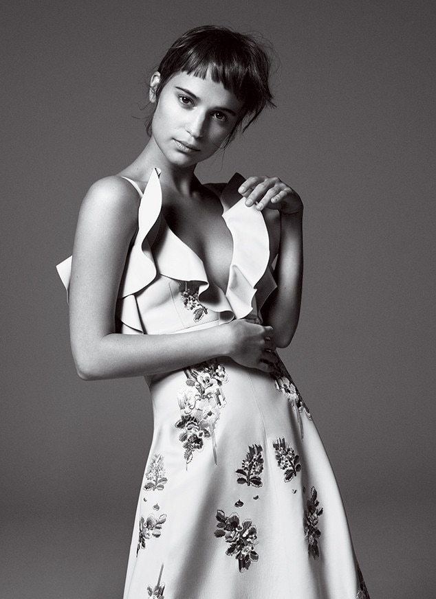 Alicia Vikander, Vogue