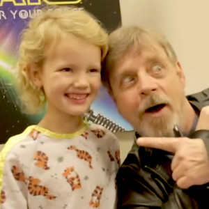 Mark Hamill, LA Children's Hospital
