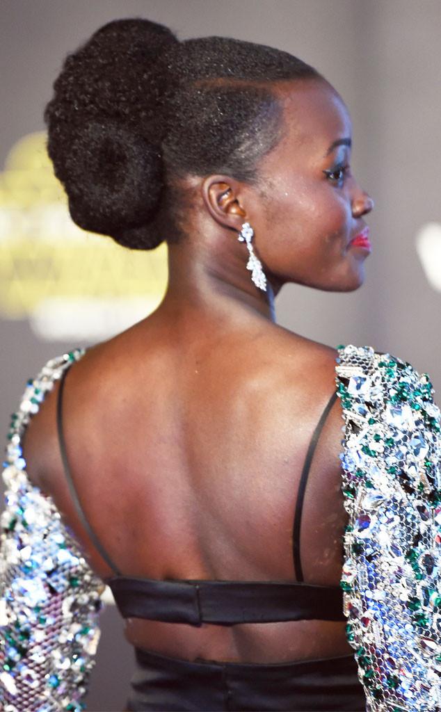 Lupita Nyong'o, Hair