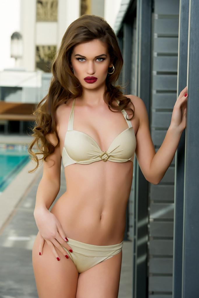 Miss Universe 2015, Bikini, Miss Albania