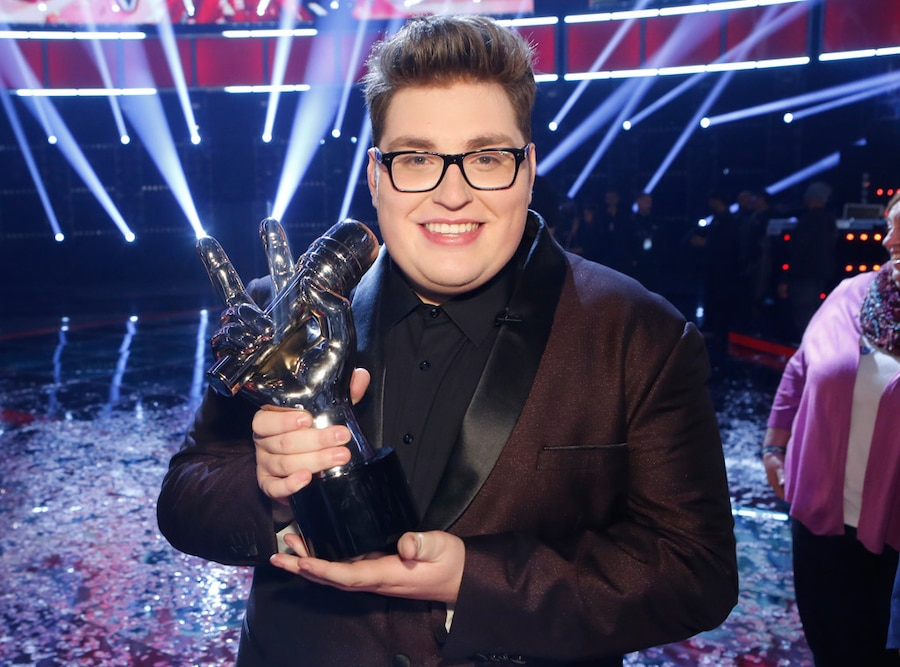 The Voice, Jordan Smith