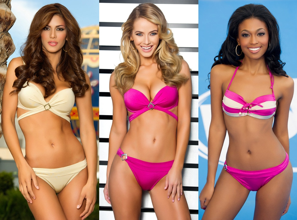 Miss Universe 2015, Bikini