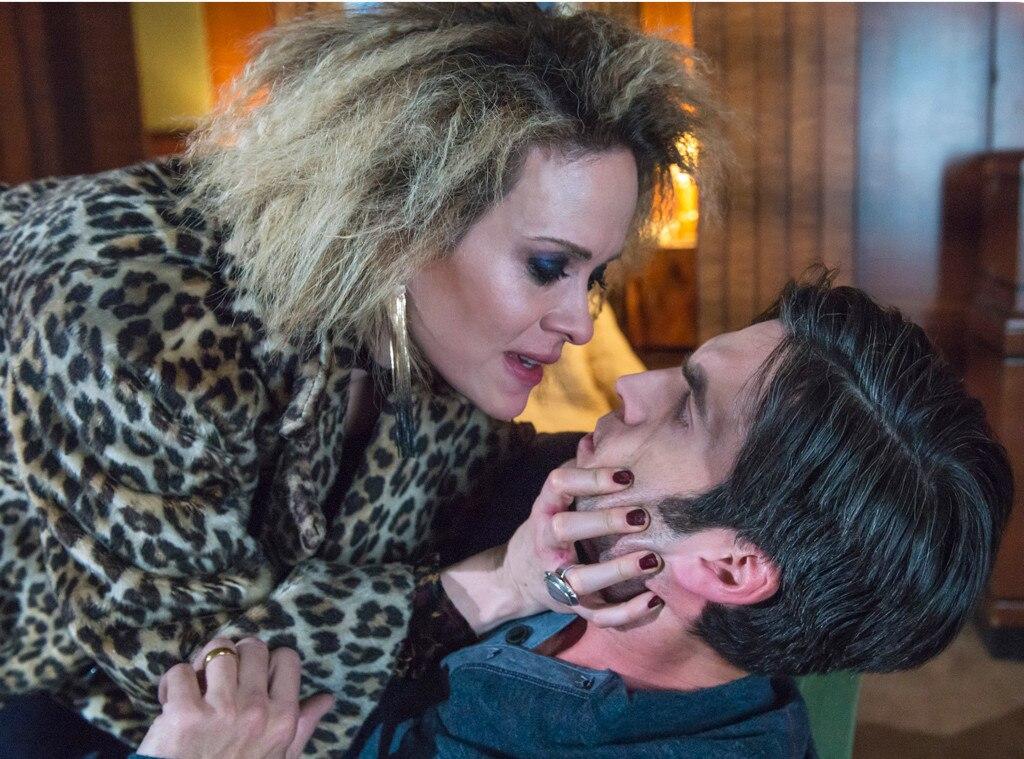 American Horror Story: Hotel, Wes Bentley, Sarah Paulson