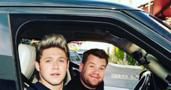 Niall horan says he 39 d marry selena gomez during a carpool for Car pool karaoke show