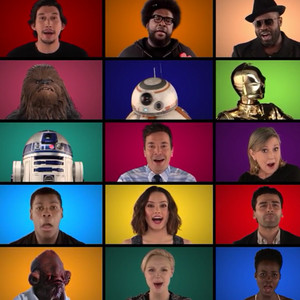 Star Wars, The Tonight Show