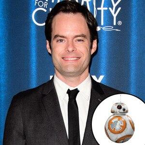 Bill Hader, Star Wars, BB-8