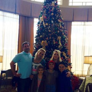 Britney Spears, Christmas 2015