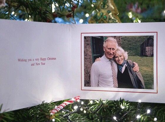 Prince Charles, Christmas Card