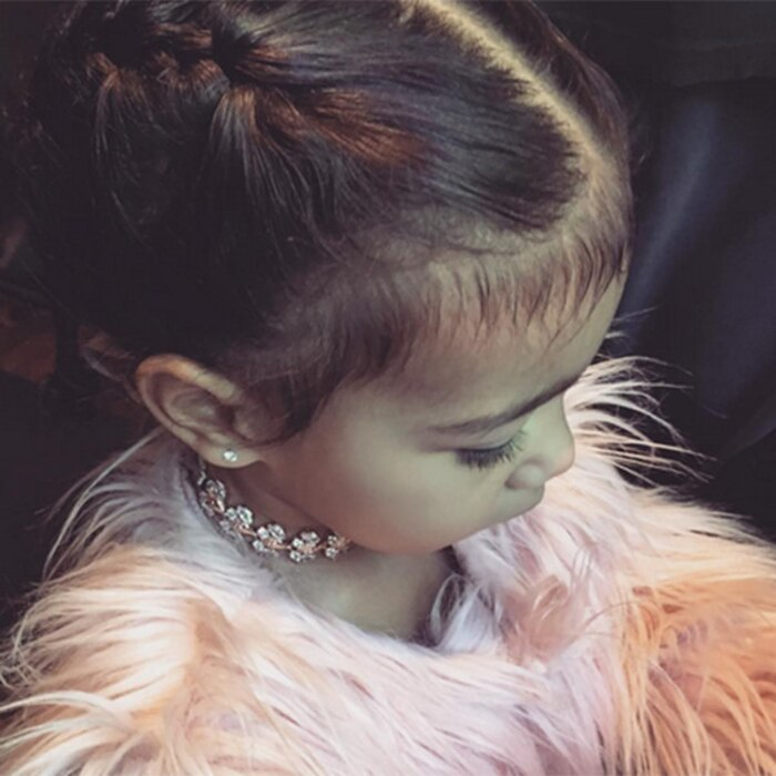North West, Ballerina, Kim Kardashian, Instagram