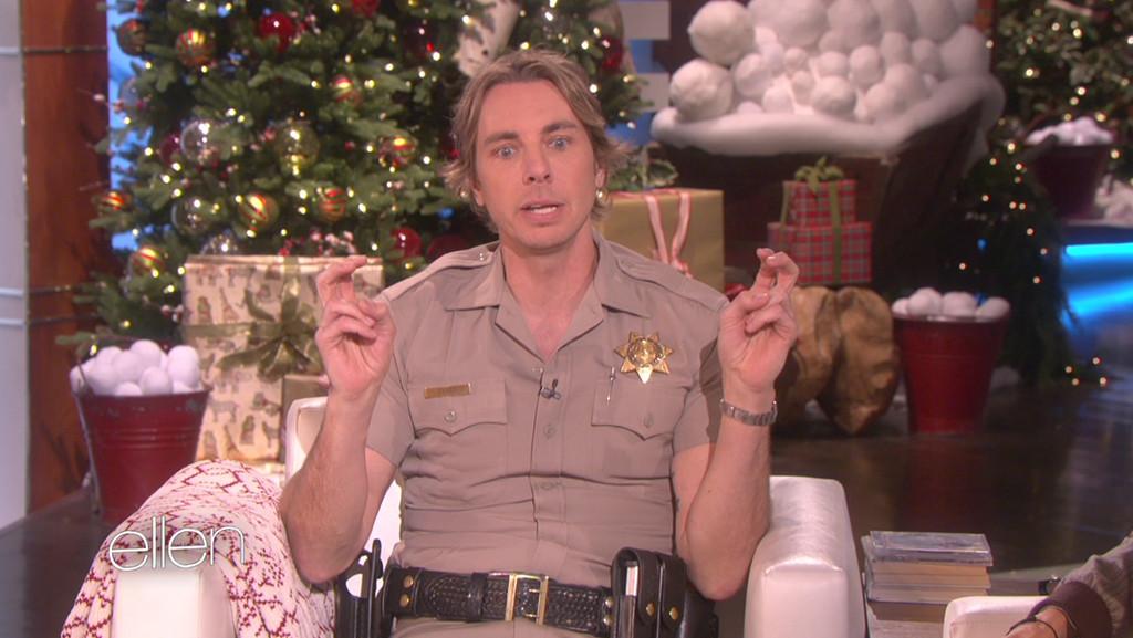 Dax Shepard, The Ellen DeGeneres Show