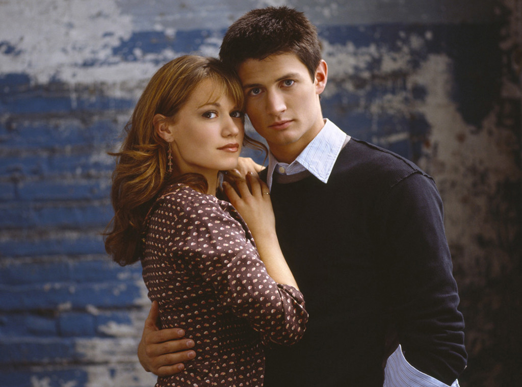 Hayley James, Nathan Scott, One Tree Hill, First Time