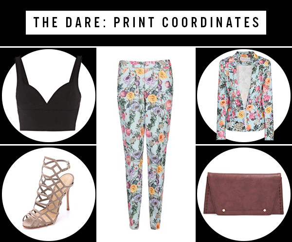 ESC, Dare to Wear Print Coordinates