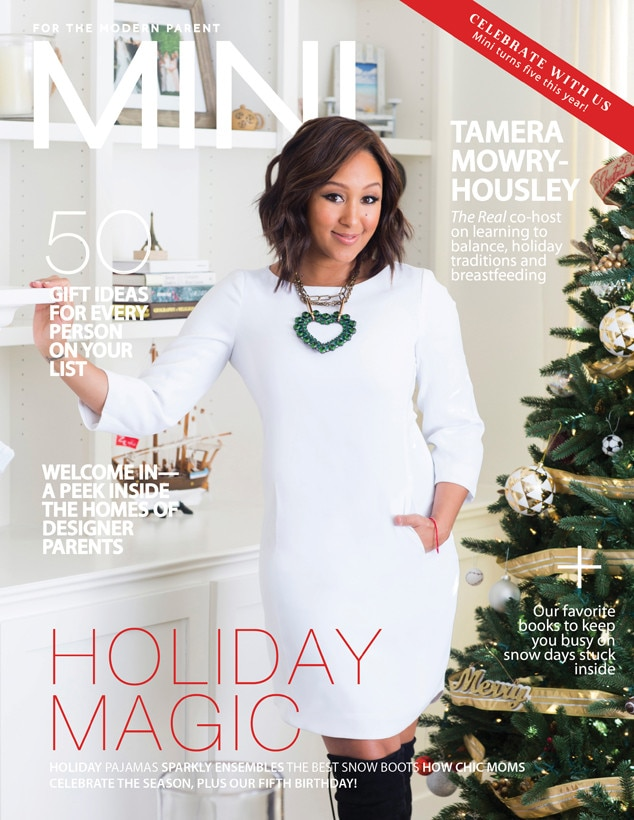 Tamera Mowry-Housley, Mini Magazine