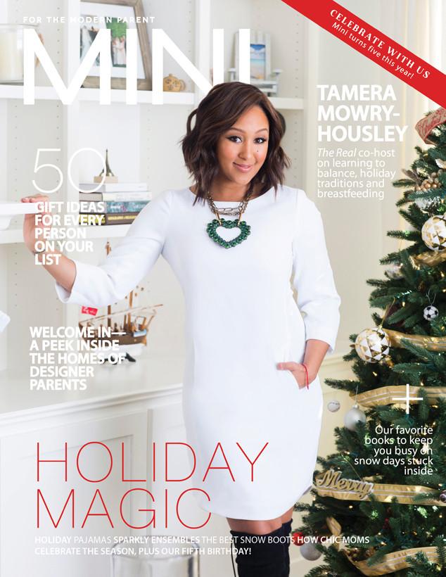 Tamera Mowry-Housley, Mini Magazine