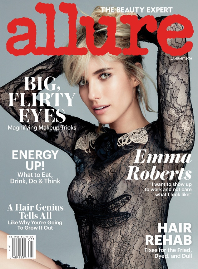 Allure, Emma Roberts