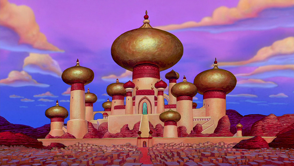 Agrabah, Aladdin