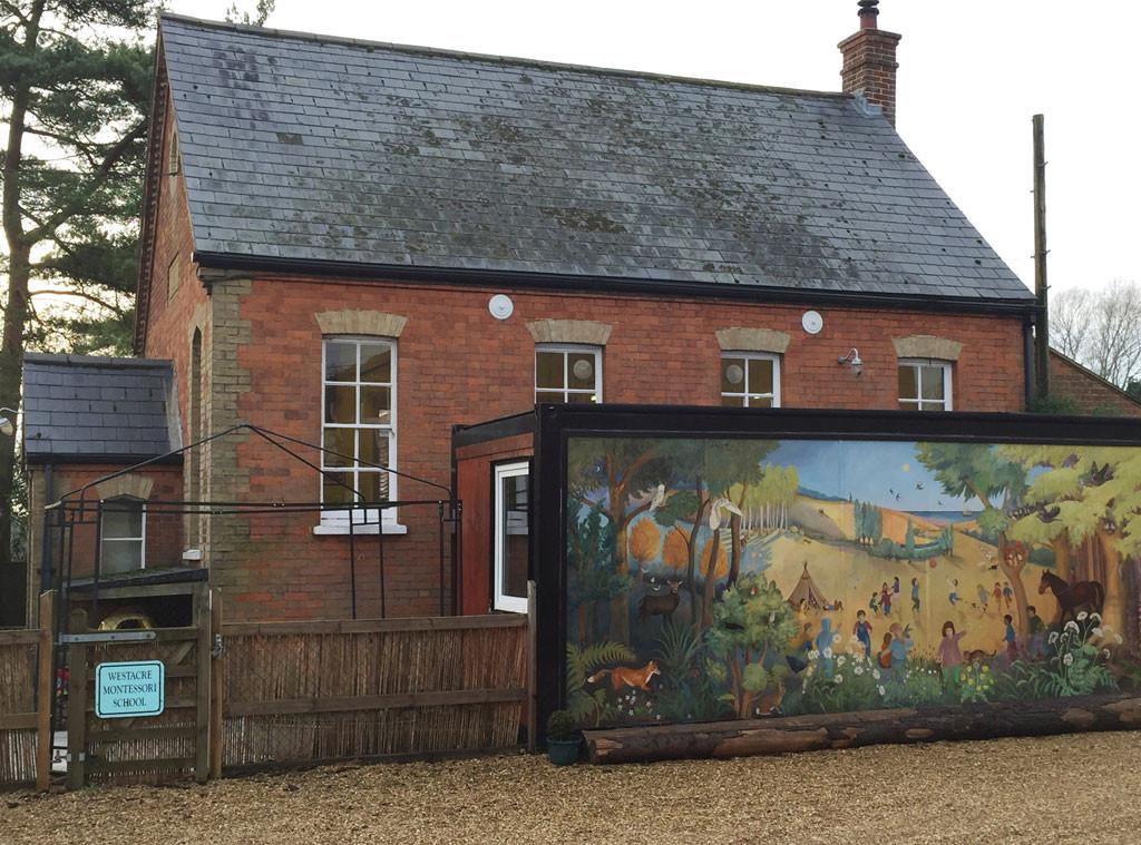 Westacre Montessori School, Prince George