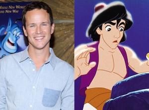 Scott Weinger, Aladdin