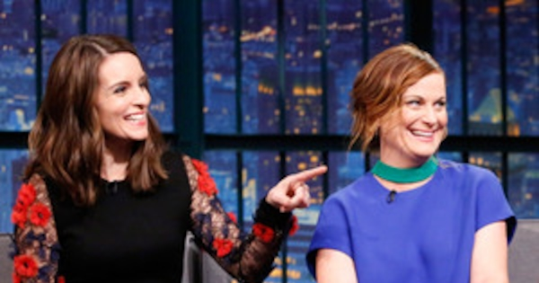 Amy Poehler Makes A Surprising Confession On Late Night I
