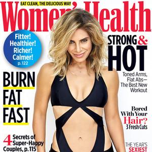 Jillian Michaels' Hottest Covers