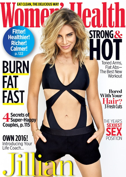 Jillian Michaels, Women's Health Magazine