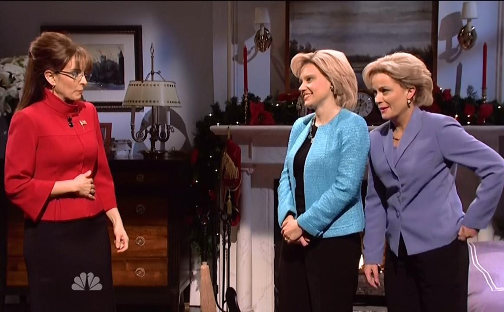 Saturday Night Live, Tina Fey, Amy Poehler, Kate McKinnon