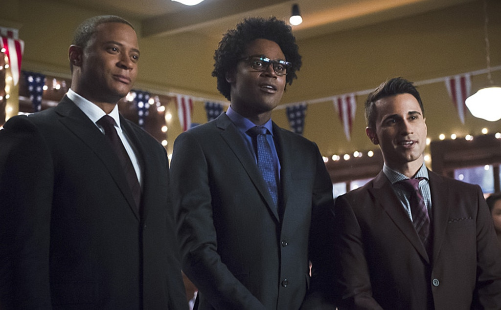Arrow, Echo Kellum