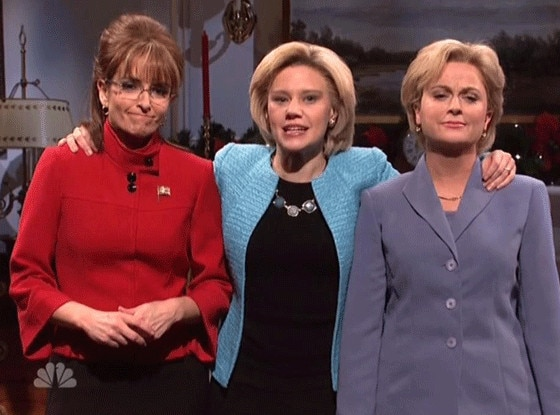 Amy Poehler, Tina Fey, Saturday Night Live