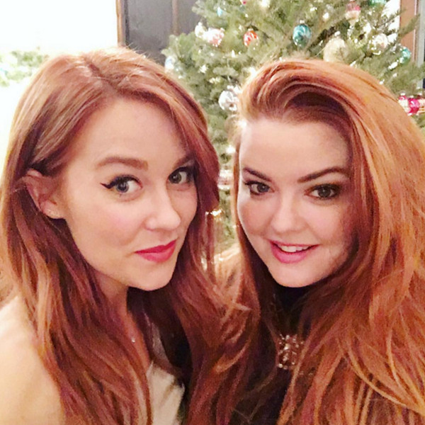 Lauren Conrad, Red Hair
