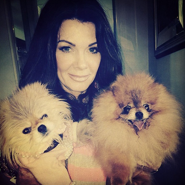 Lisa Vanderpump, Instagram