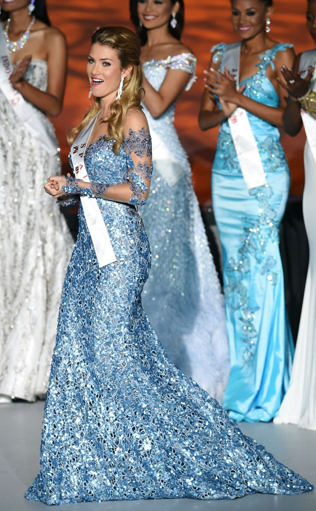 Mireia Lalaguna Rozo, Miss World Spain, Winner 2015