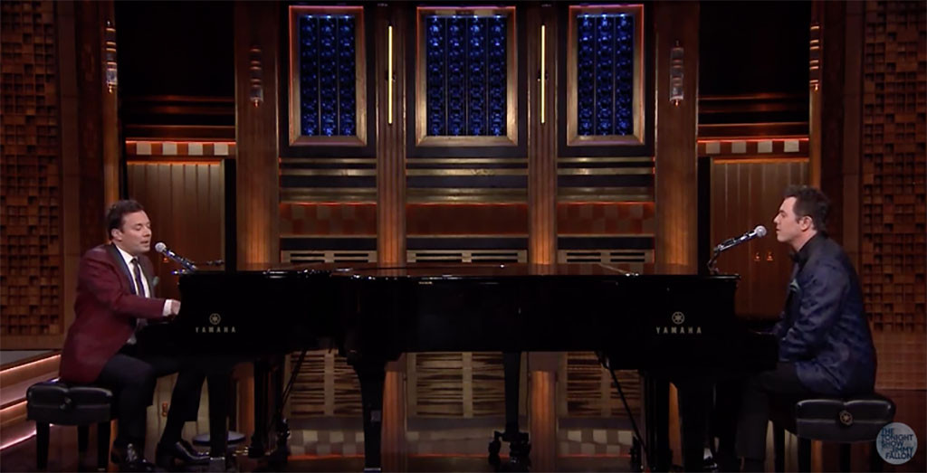 Seth MacFarlane, Jimmy Fallon, The Tonight Show