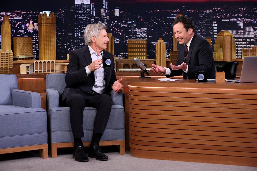 Harrison Ford, The Tonight Show