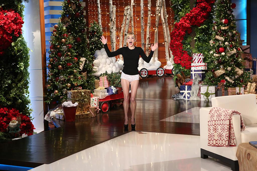 Anna Faris, The Ellen DeGeneres Show