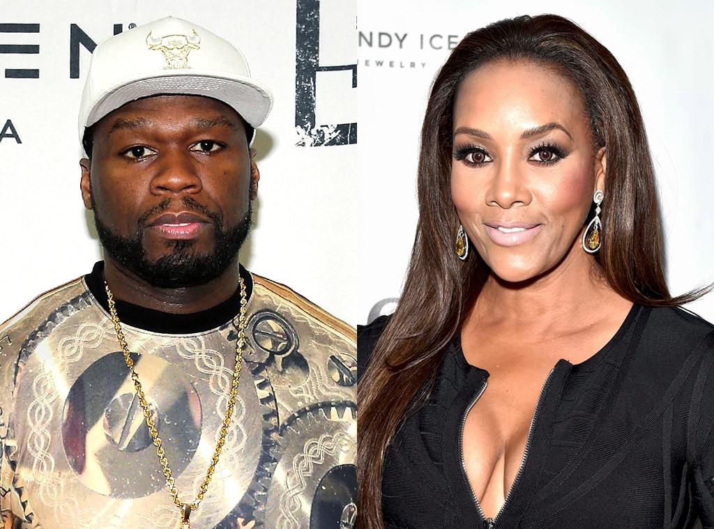 Vivica A. Fox, 50 Cent