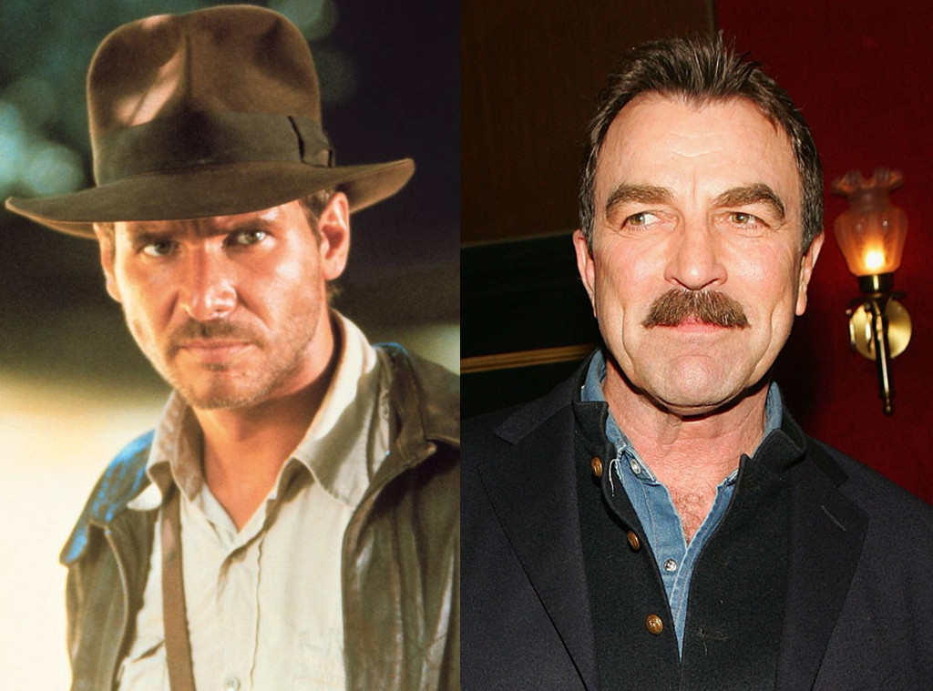 Indiana Jones, Tom Selleck