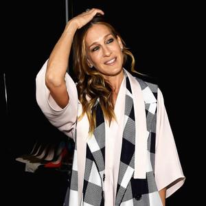 Sarah Jessica Parker, Fashion Week
