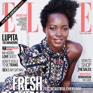 Lupita Nyong'o, Elle UK