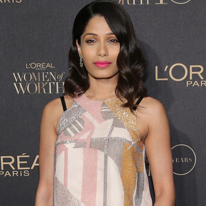 Freida Pinto Says Hollywood Needs Stronger Roles for Women