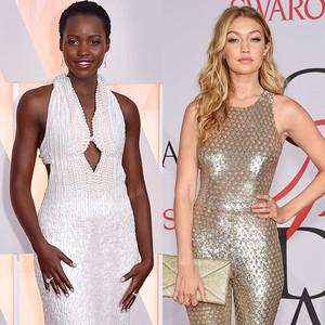 Most Stylish Celeb, Kate Hudson, Lupita Nyong'o, Gigi Hadid, Emma Stone