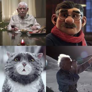 Sad Christmas Ads Commercials