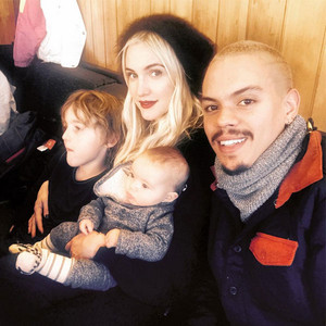 Evan Ross, Ashlee Simpson Ross, Instagram