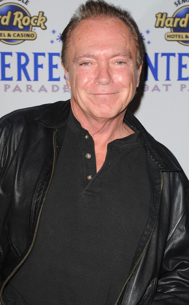 The Partridge Family's David Cassidy Reveals He's Suffering From Dementia