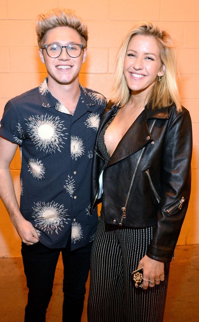 Niall Horan, Ellie Goulding