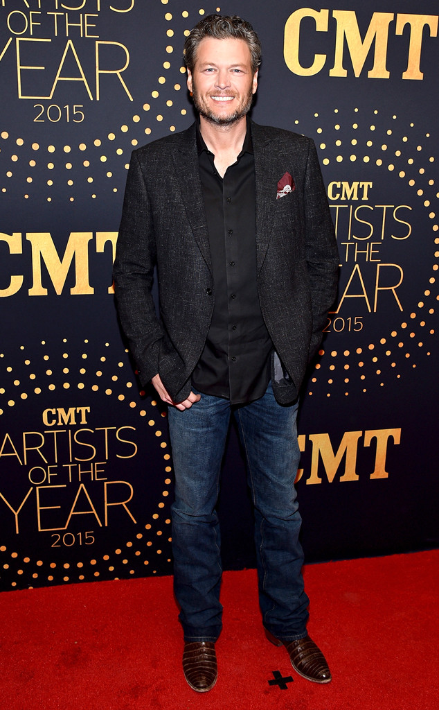 Blake Shelton, CMT Artists of the Year 2015