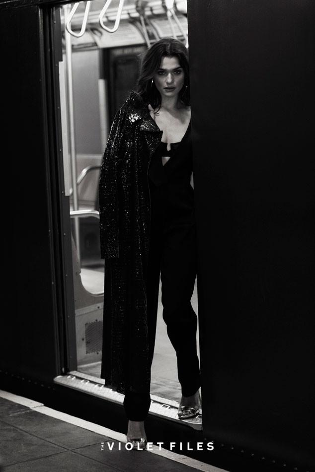 Rachel Weisz, Violet Grey