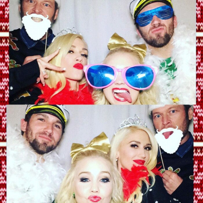 Gwen Stefani, Blake Shelton, RaeLynn
